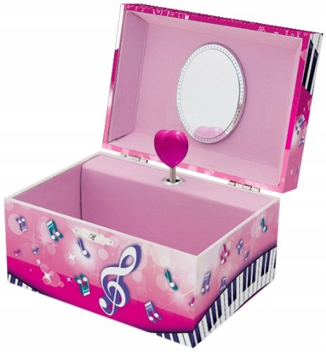 Theorem 72421Musical Jewellery Box Line Valentina