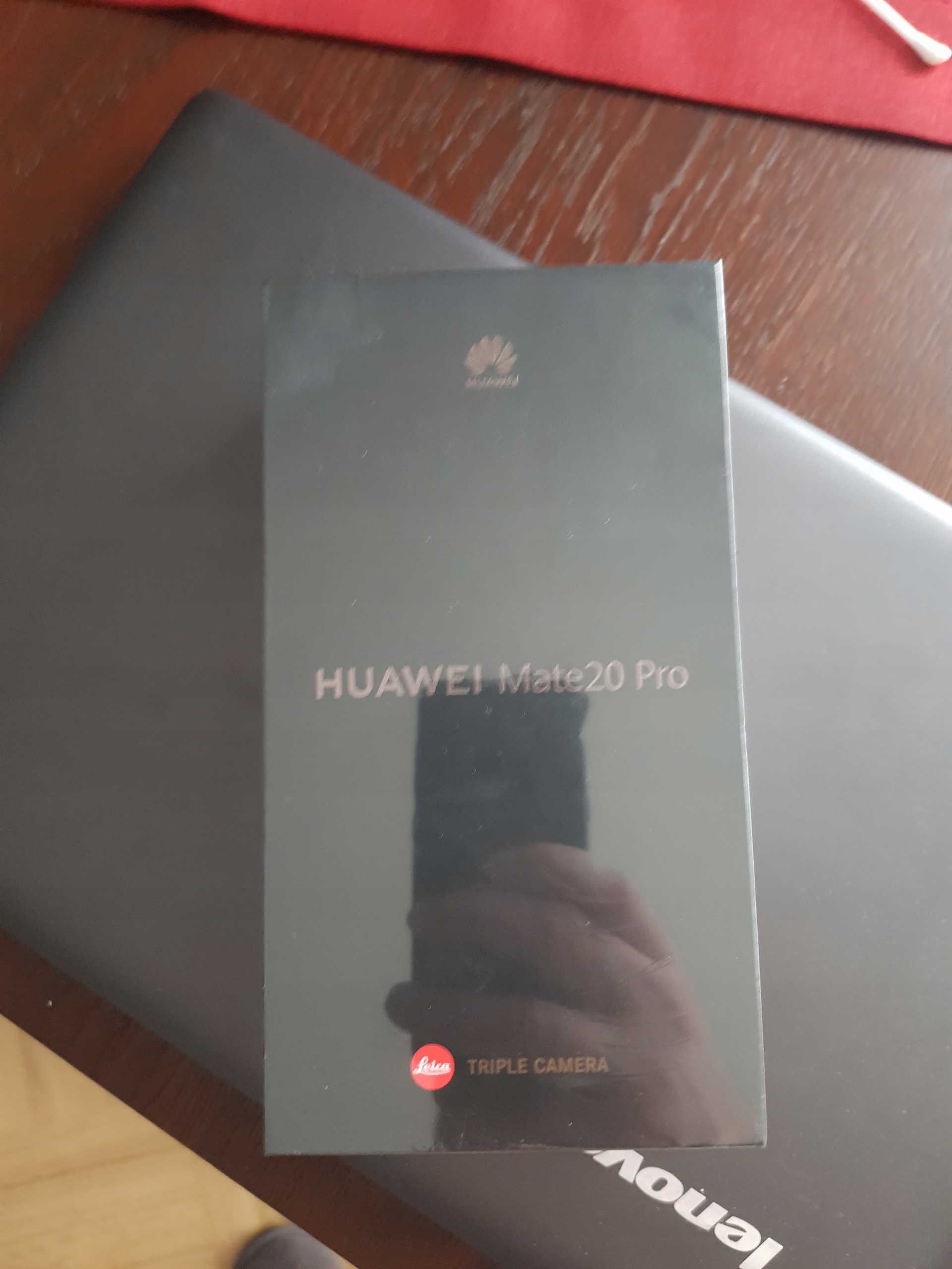 Huawei Mate 20 pro nowy z faktura VAT