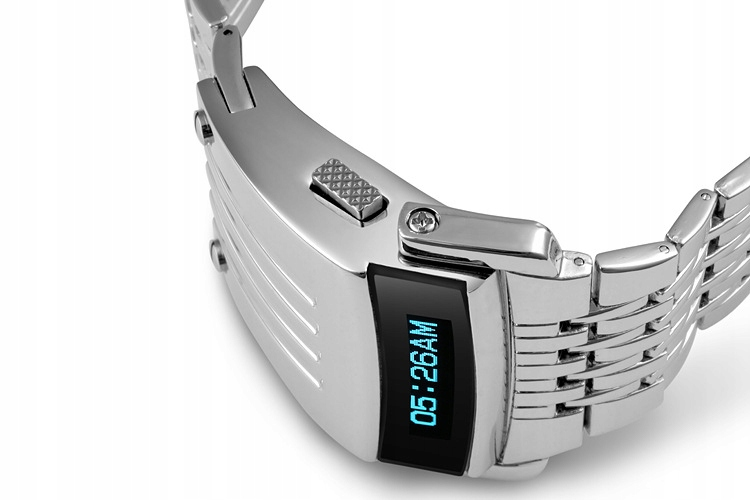 Zegarek damski TVG bransoleta elektroniczny 6xKOL