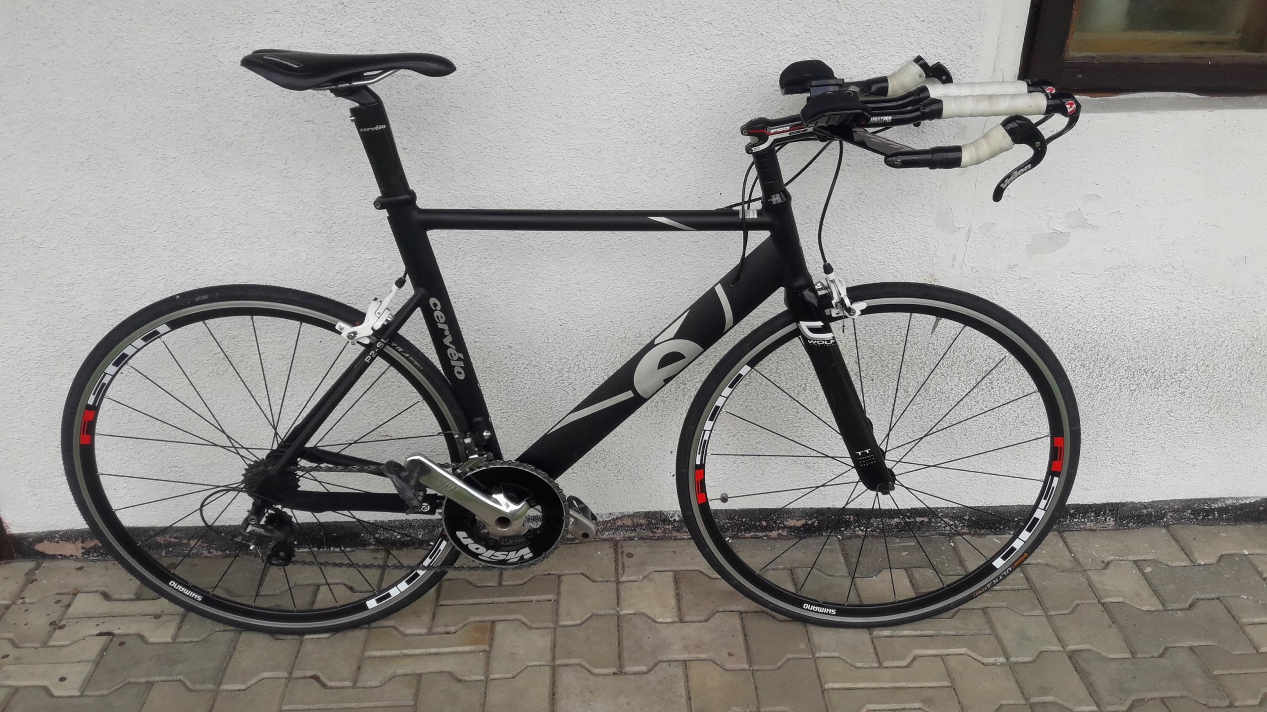 Cervelo P2 rower triathlonowy
