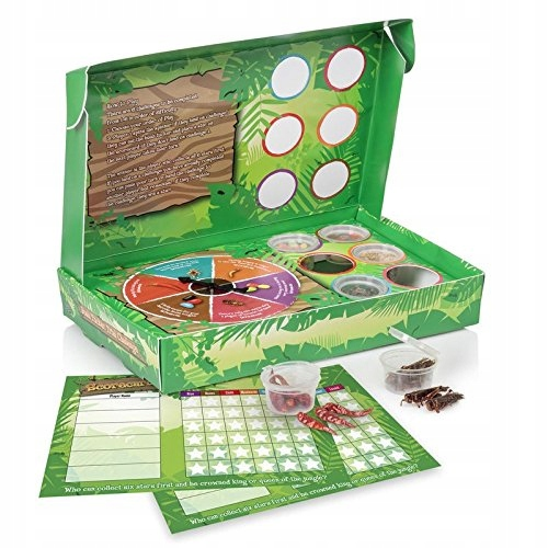 Tobar Bush Tucker Trial Challenge Game Packets and