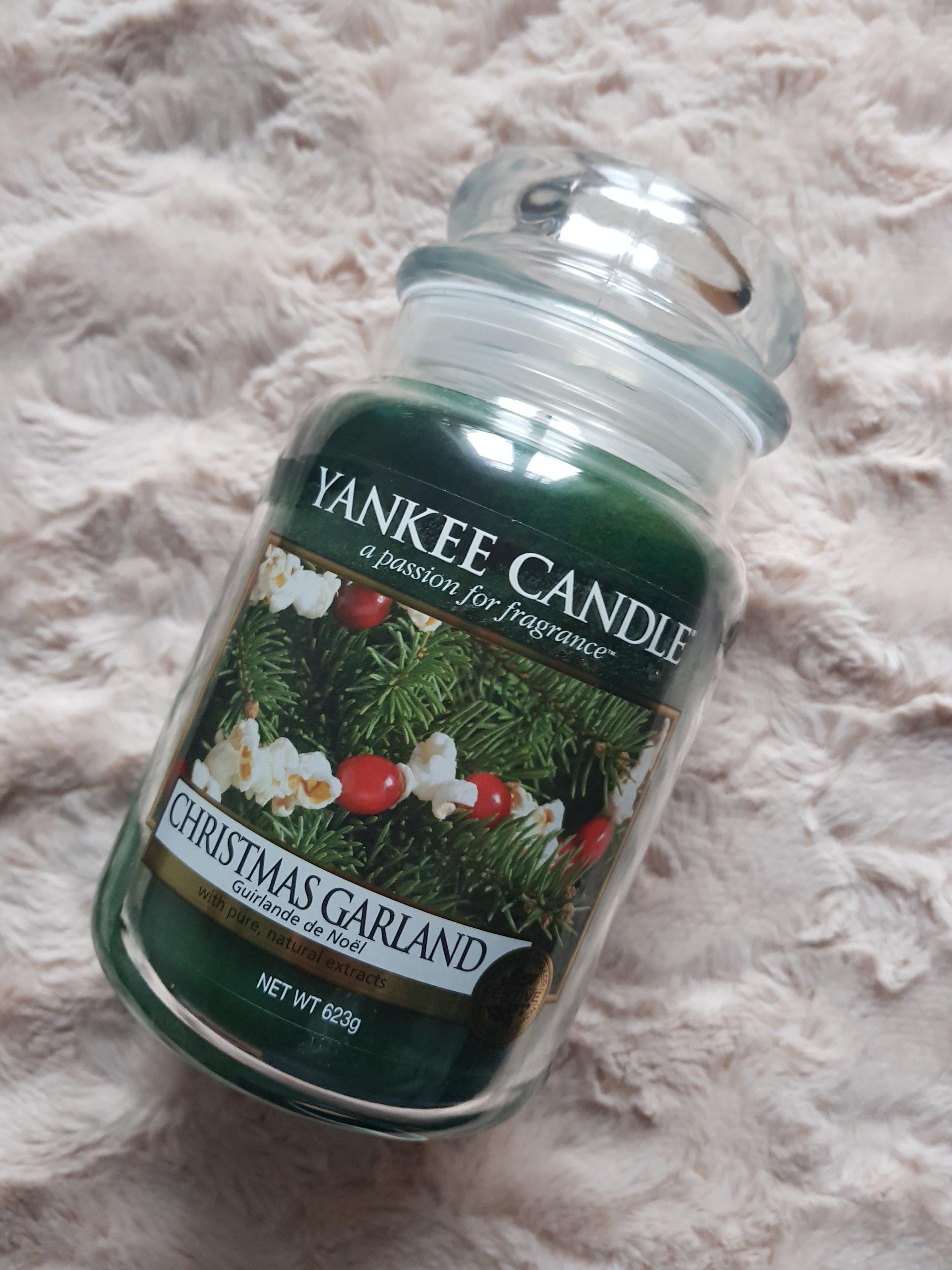 Christmas Garland Yankee Candle