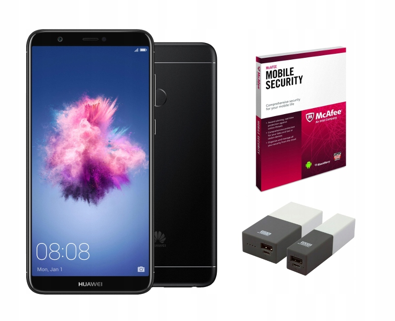 Smartfon Huawei P Smart 3/32GB LTE NFC +ZESTAW!
