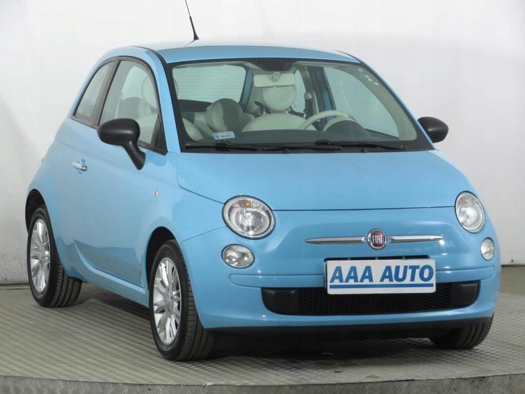 Fiat 500 1.2 , Salon Polska, 1. Właściciel