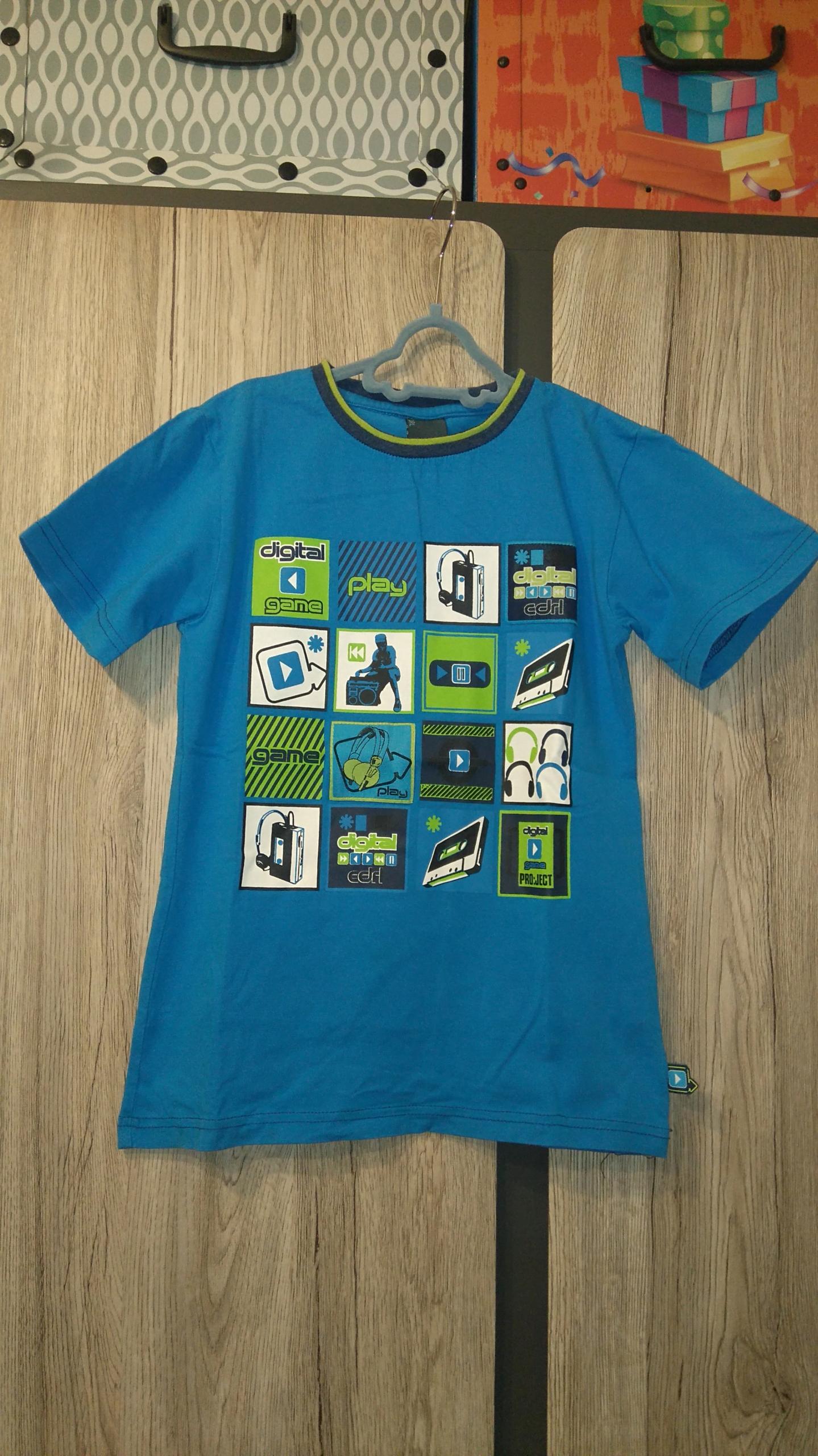 T-shirt coccodrillo 134