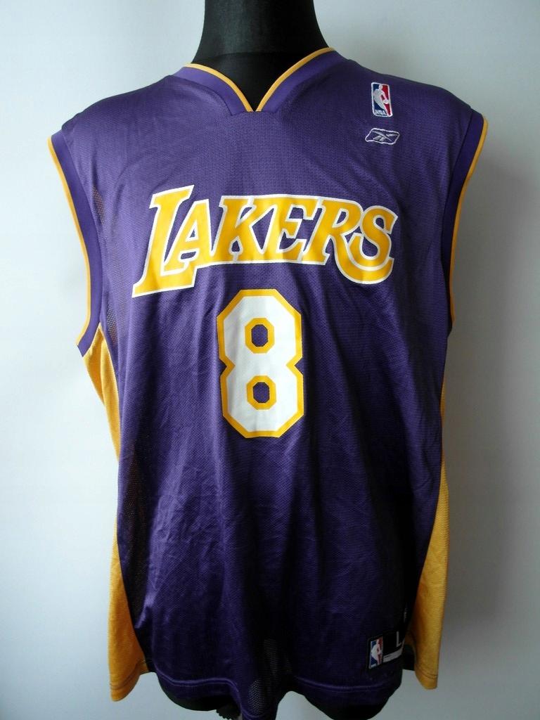 NBA LOS ANGELES LAKERS BRYANT #8 KOSZYKARSKA L/XL