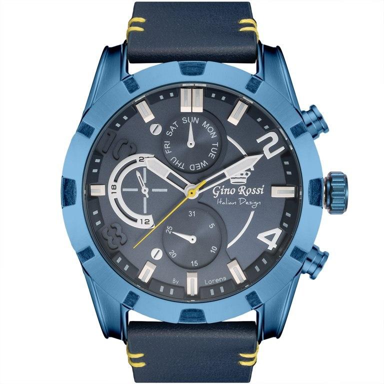 Zegarek GINO ROSSI 11259A-6F1 (zg269d)