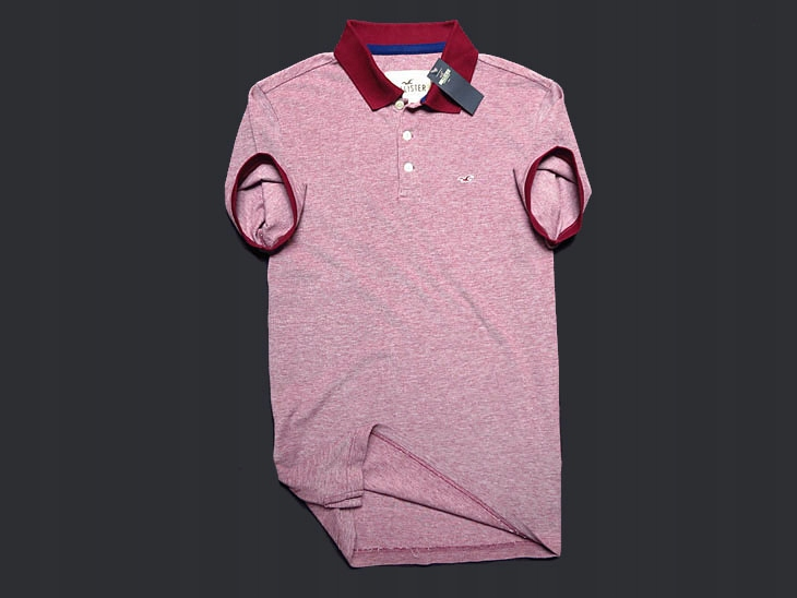 HOLLISTER VINTAGE MODERN NEW POLO M