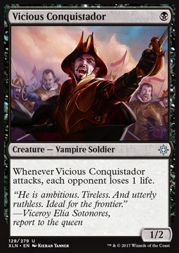 Vicious Conquistador GD :MTGMARKET