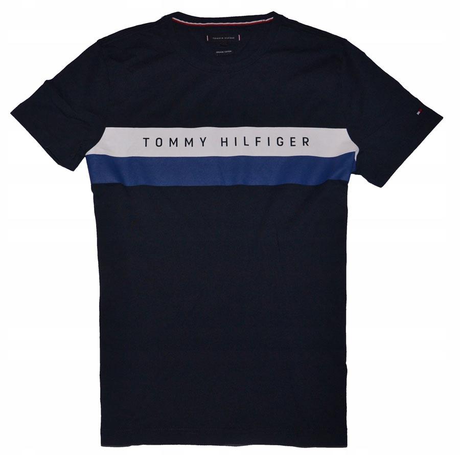 NOWY T-SHIRT MARKI TOMMY HILFIGER ROZMIAR XS