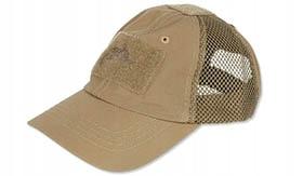 Helikon - Czapka Tactical Vent Cap - Coyote Brown
