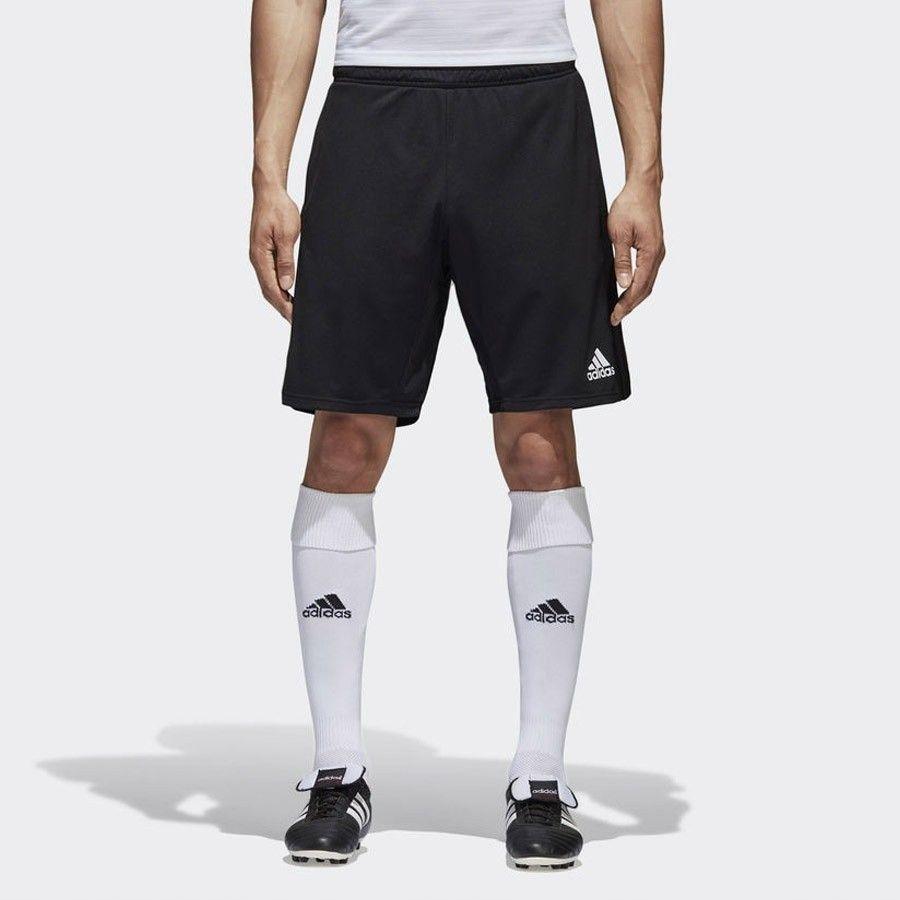 Spodenki adidas TIRO 17 TRG Short CZARNY; M