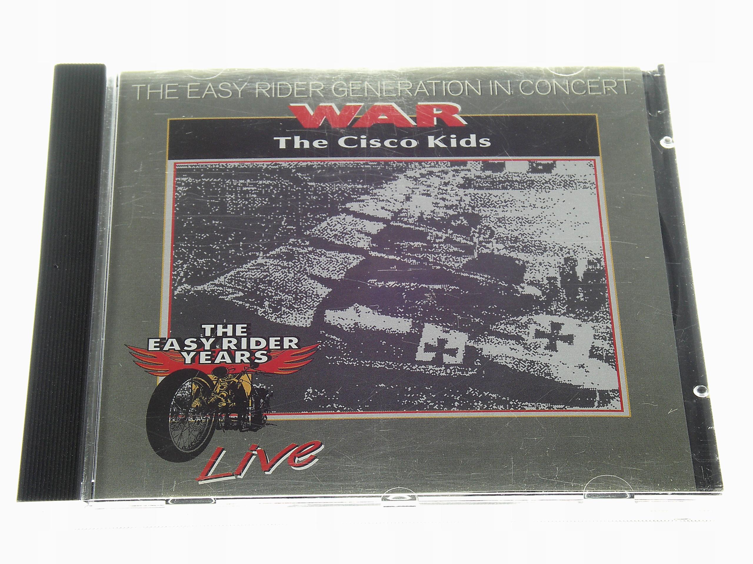 WAR - THE CISCO KIDS