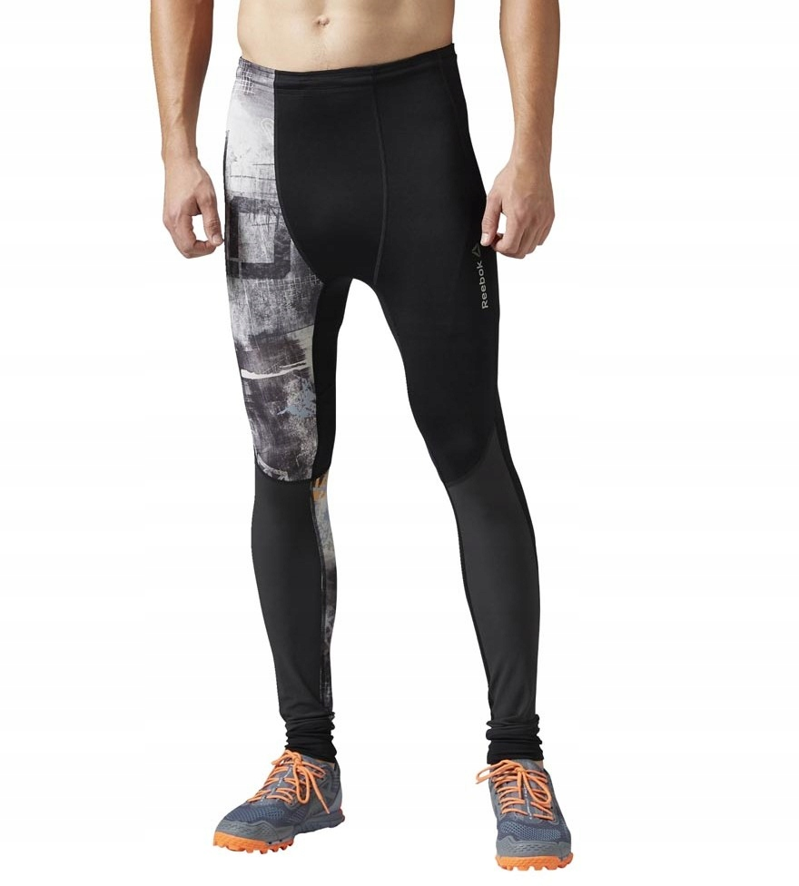 Legginsy do biegania Reebok Spartan Race r. S