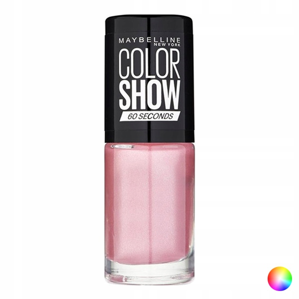 lakier do paznokci Color Show Maybelline 01 - go b