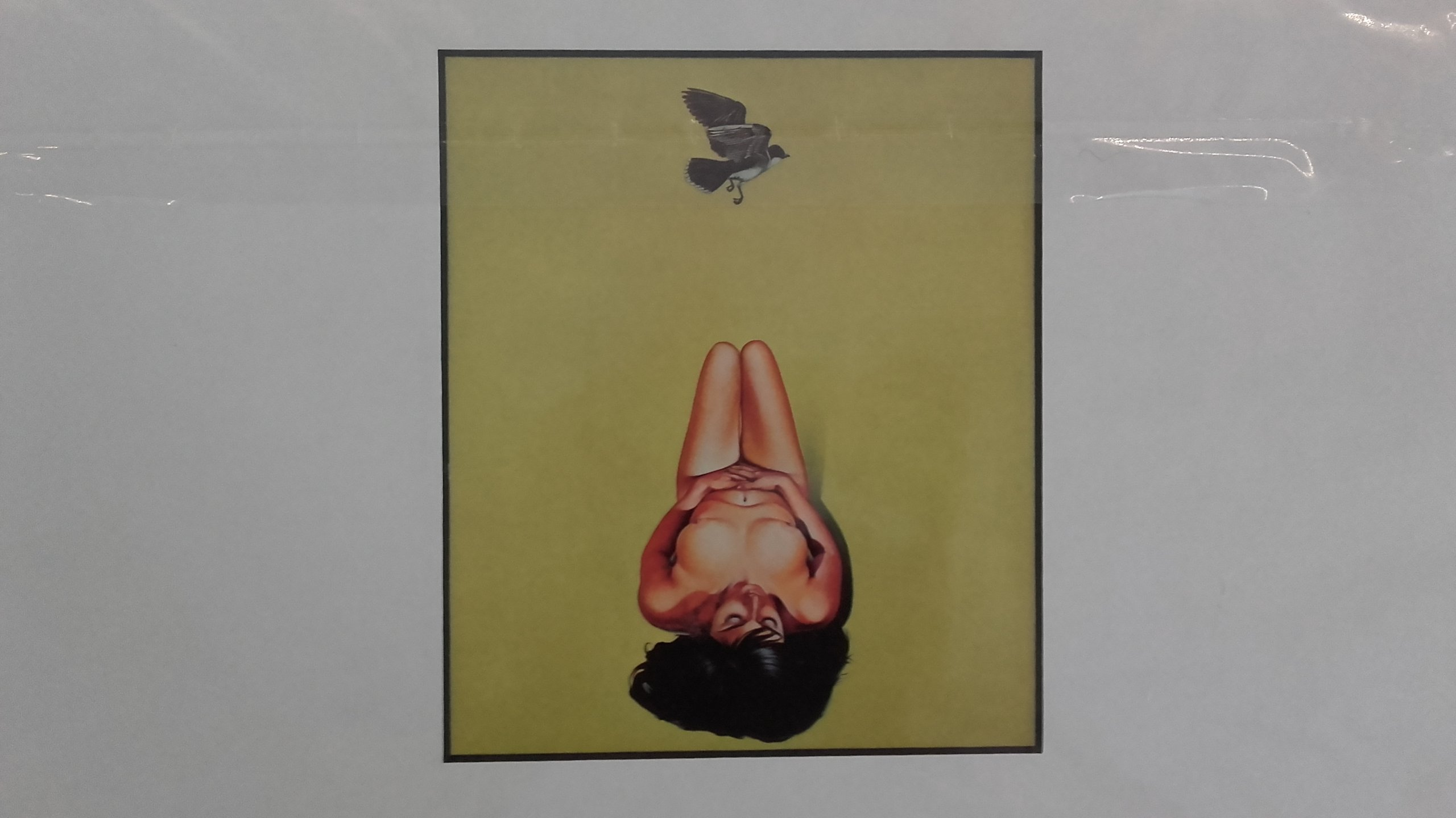 Mel Ramos LETA.. litografia Pin-Up girls, pop-art