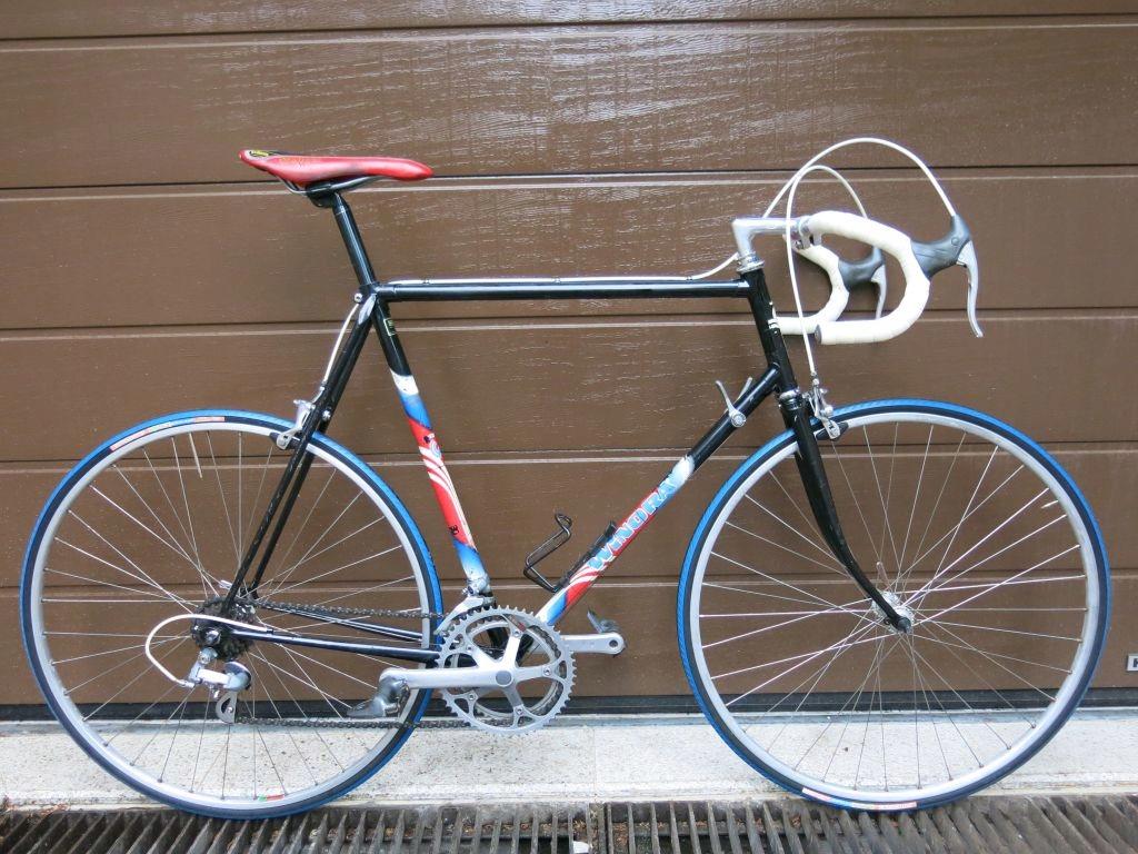WINORA duza kolarzowka rower szosowy shimano