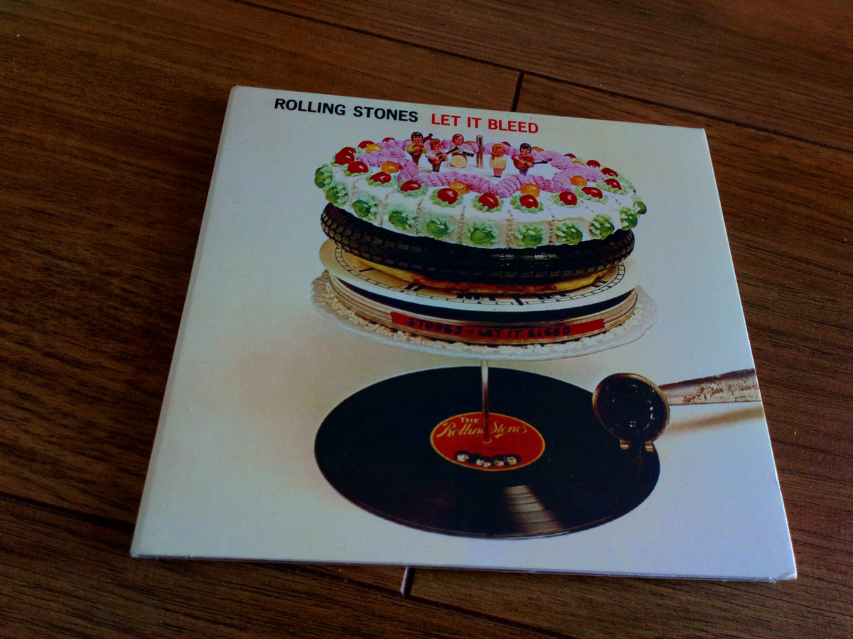 ROLLING STONES LET IT BLEED SACD US SUPER AUDIO