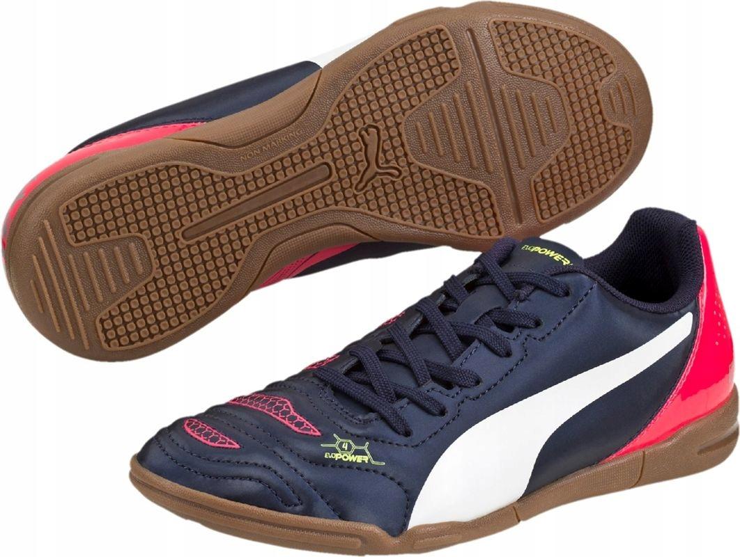 Buty dziecięce PUMA EVOPOWER 103232 01 28