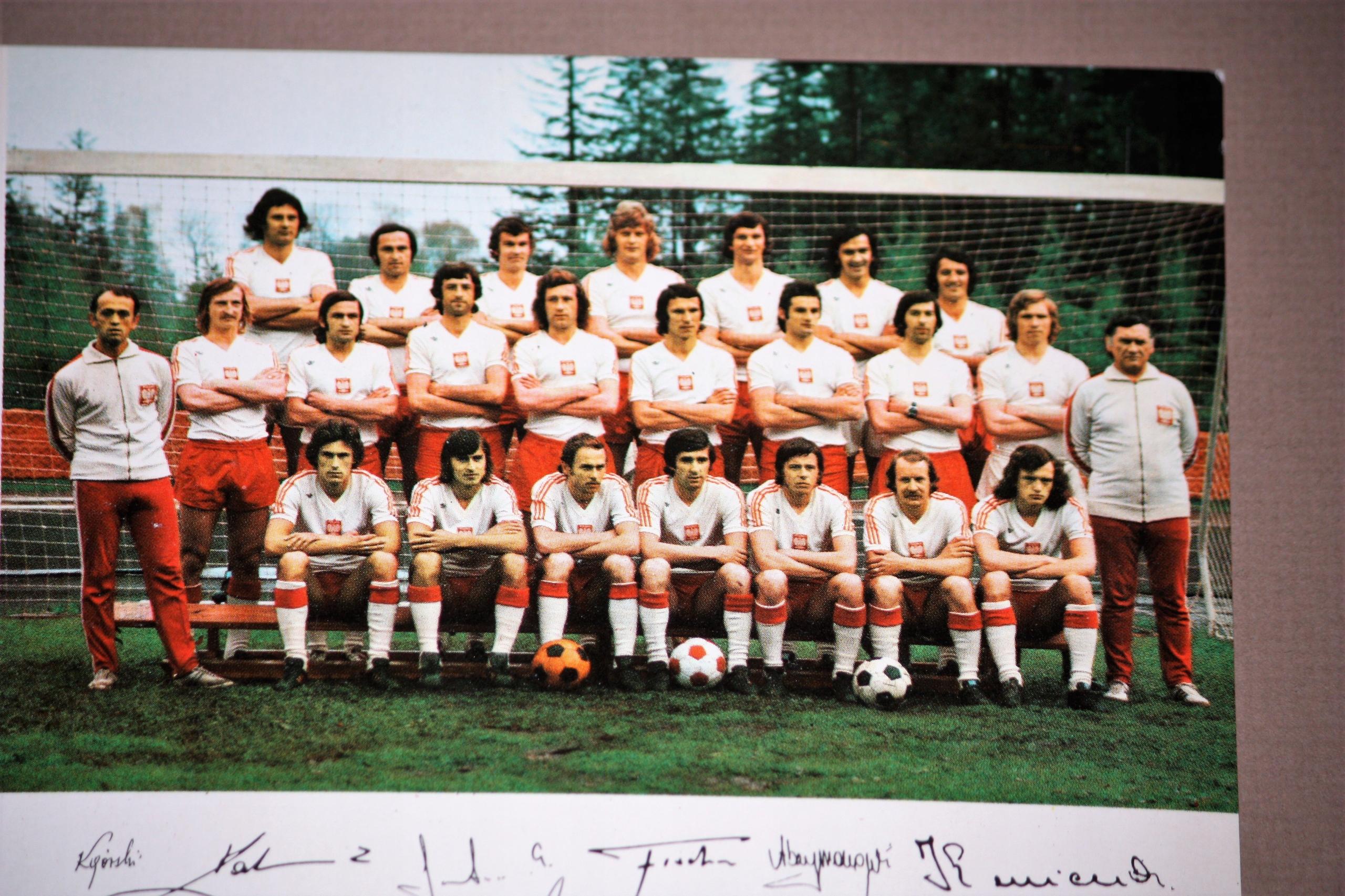 ORŁY GÓRSKIEGO - MISTRZOSTWA ŚWIATA 1974