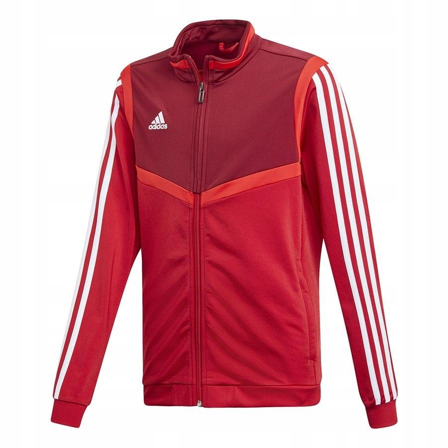 Bluza adidas TIRO 19 PES JKTY D95942 czerwony 176