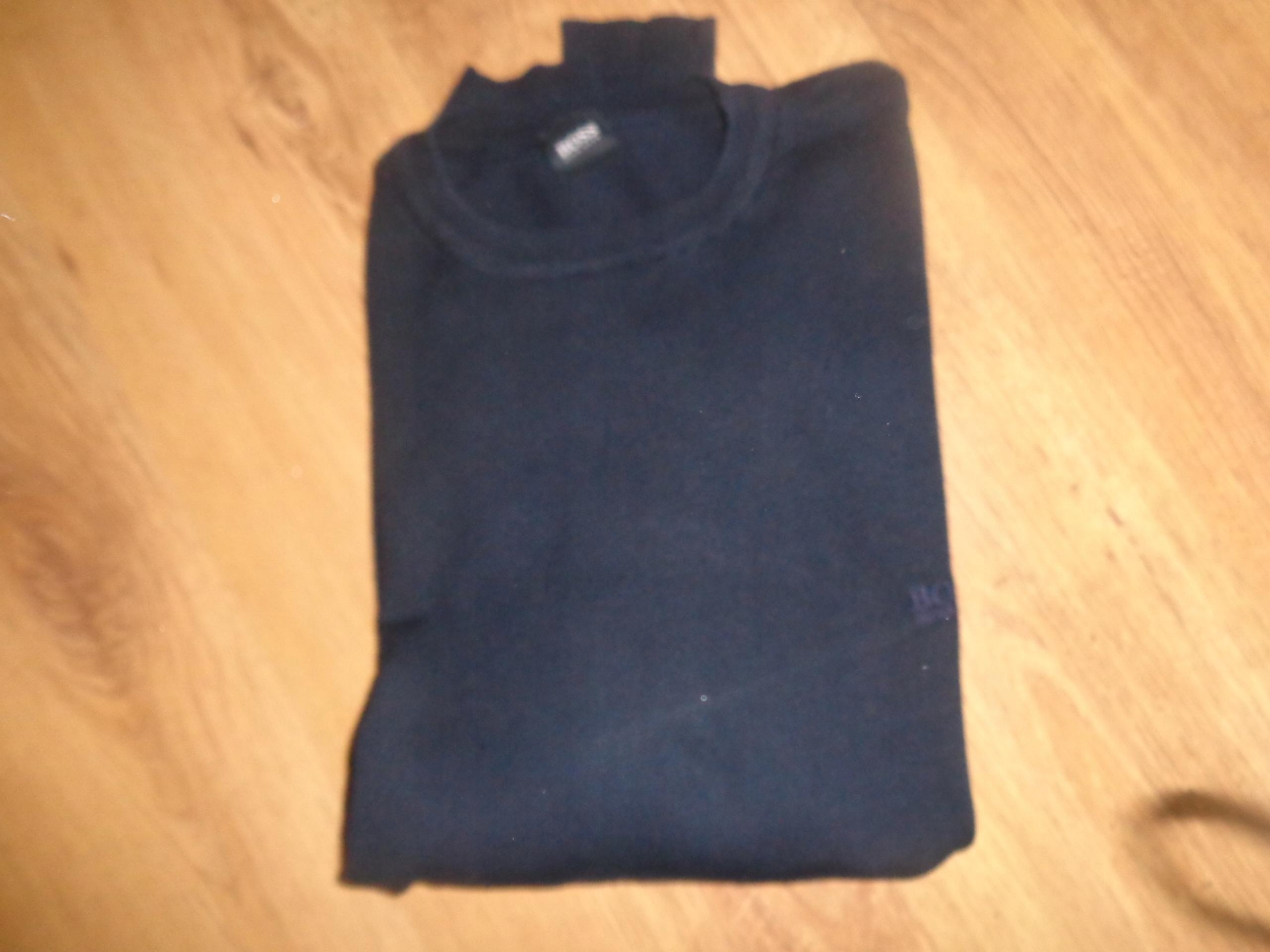 HUGO BOSS-sweter męski M/L