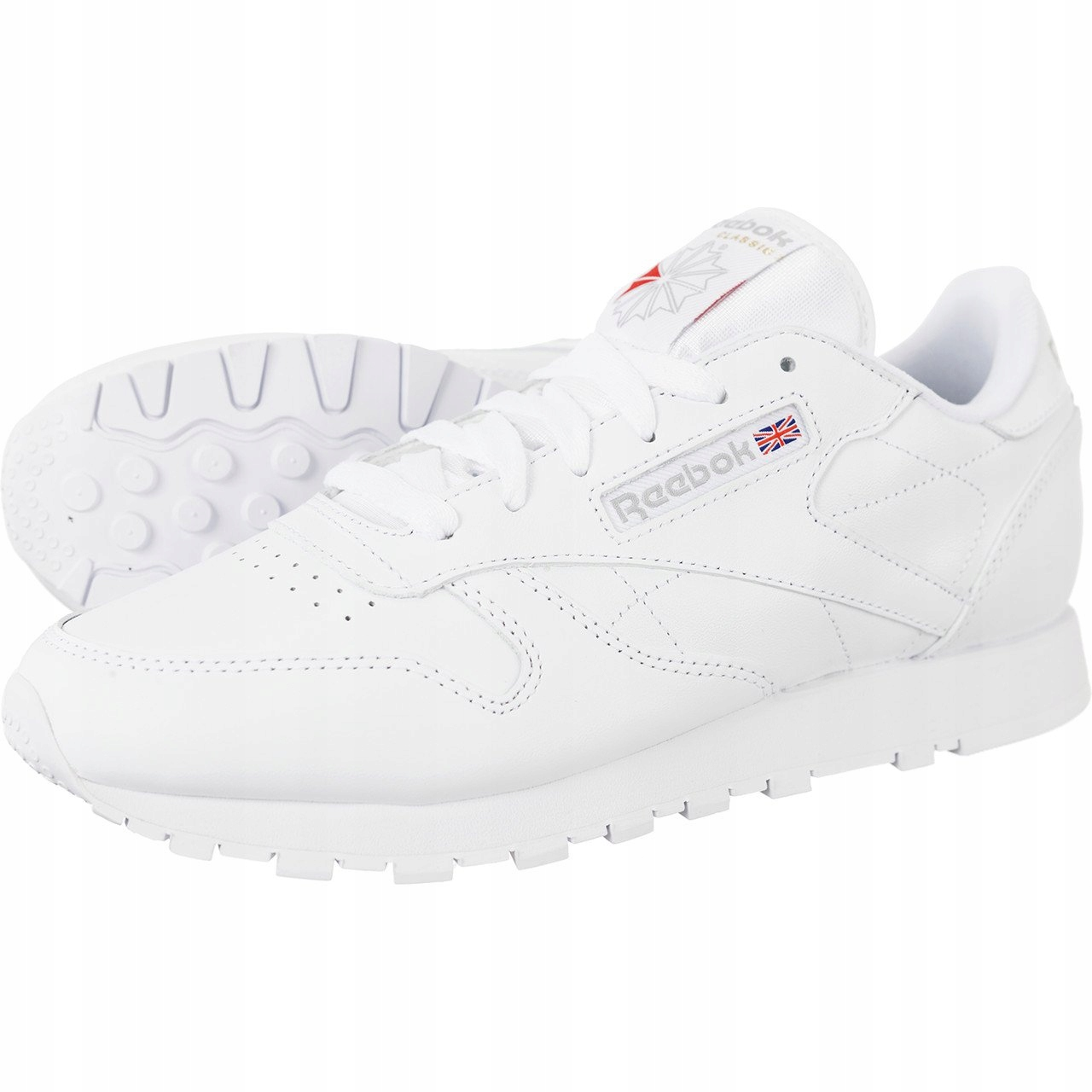 REEBOK D CLASSIC LEATHER (37,5) Damskie Sneakersy