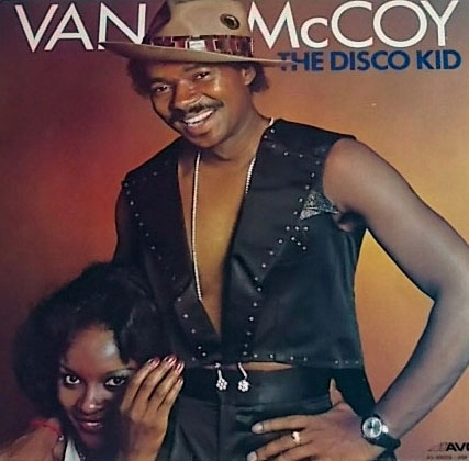 Van McCoy - The Disco Kid (Lp) Super Funk