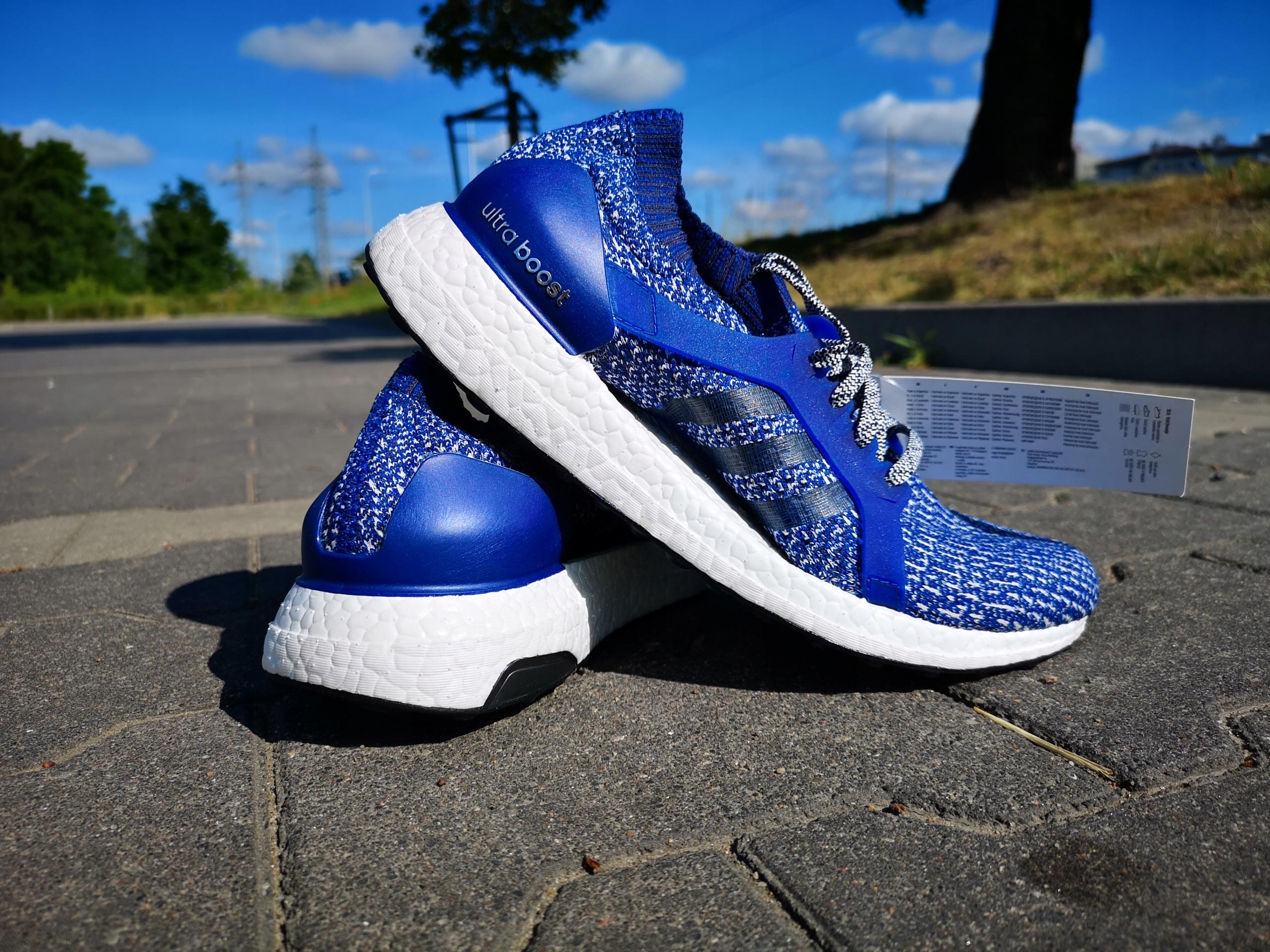 -60% buty Adidas UltraBoost X mega komfort 40 2/3