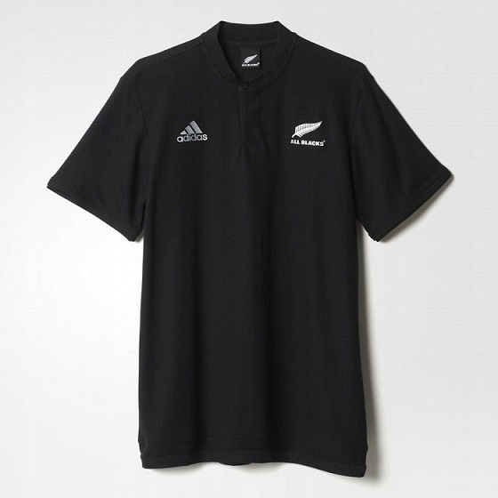 ADIDAS ALL BLACKS NEW ZEALAND RUGBY L