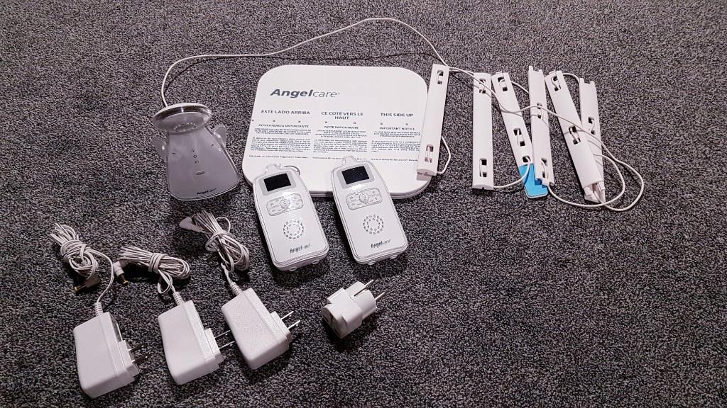 Monitor oddechu Angelcare AC403