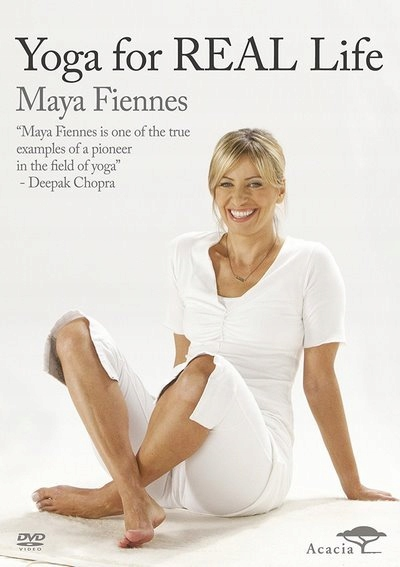 Maya Fiennes - Yoga for Real Life [DVD]