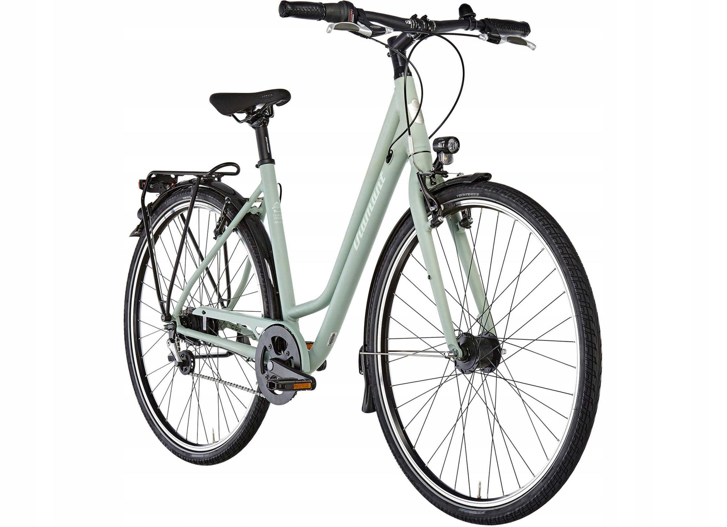 Damka rower trekkingowy DIAMANT 882 nexus nowy3500