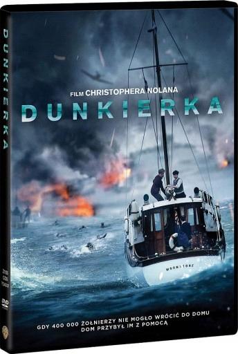 DUNKIERKA - Christopher Nolan