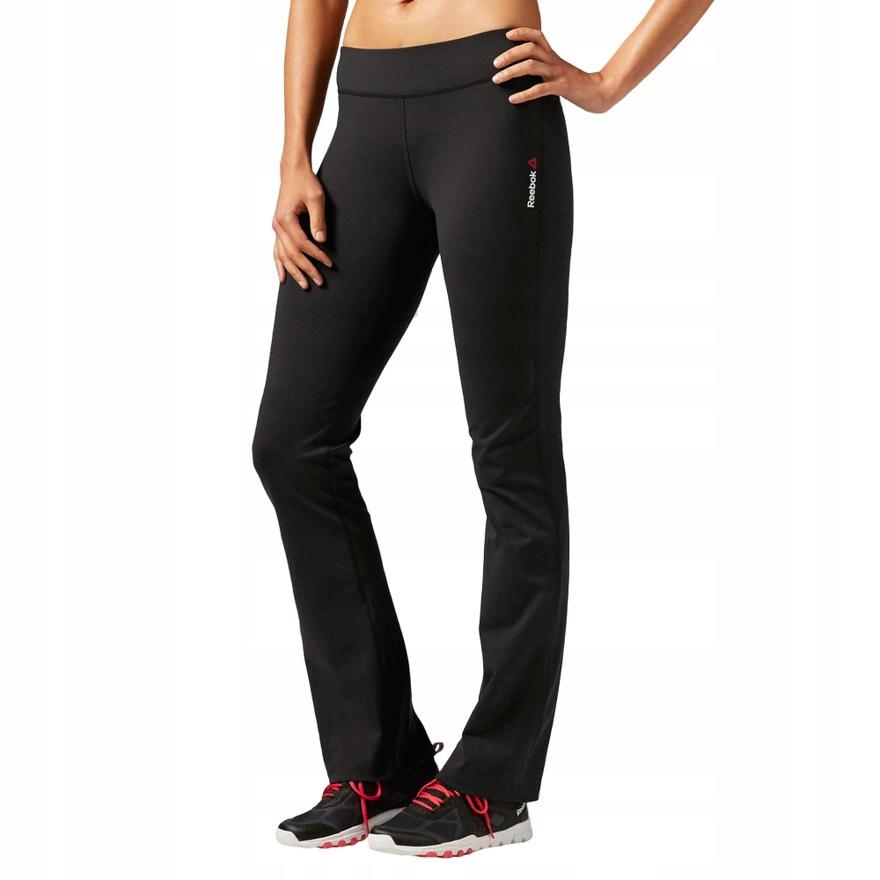 Spodnie Reebok AI1757 damskie sportowe do tańca XS
