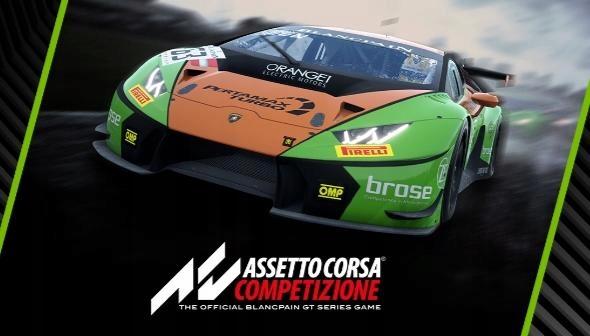 Assetto Corsa Competizione - Na Twoje Konto Steam