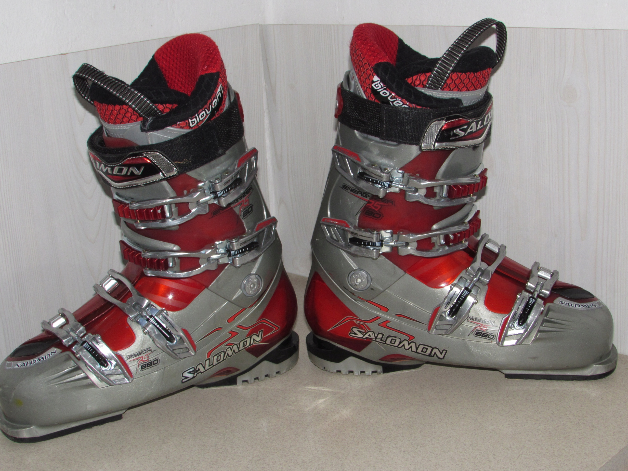 Buty SALOMON mission RS 880 Eu.43 (nr80)