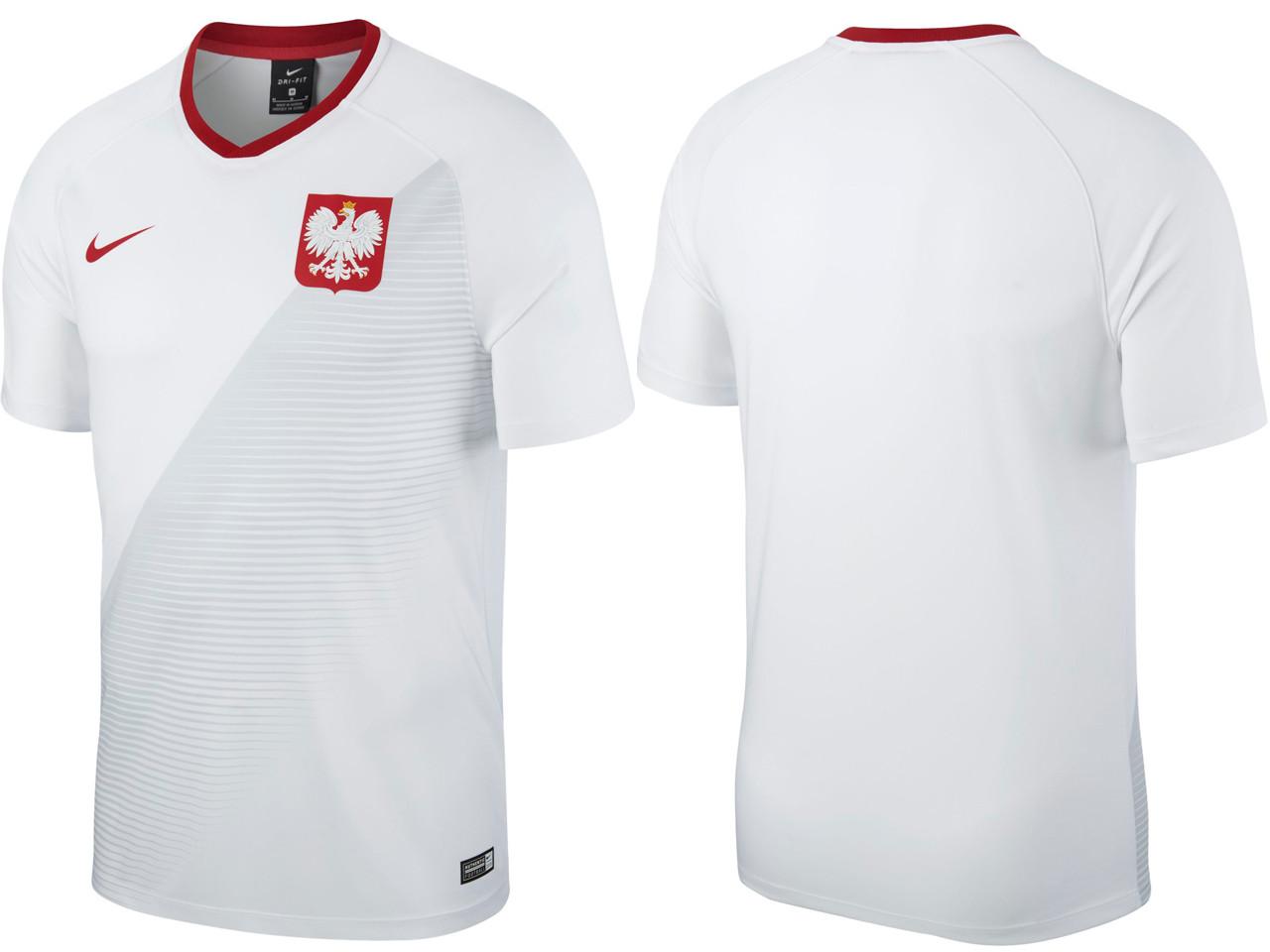 Koszulka Nike POLSKA 894013 100 r. S 128-137cm