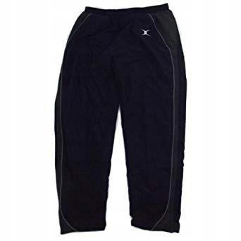 . GILBERT * M * męskie spodnie navy/gray *002