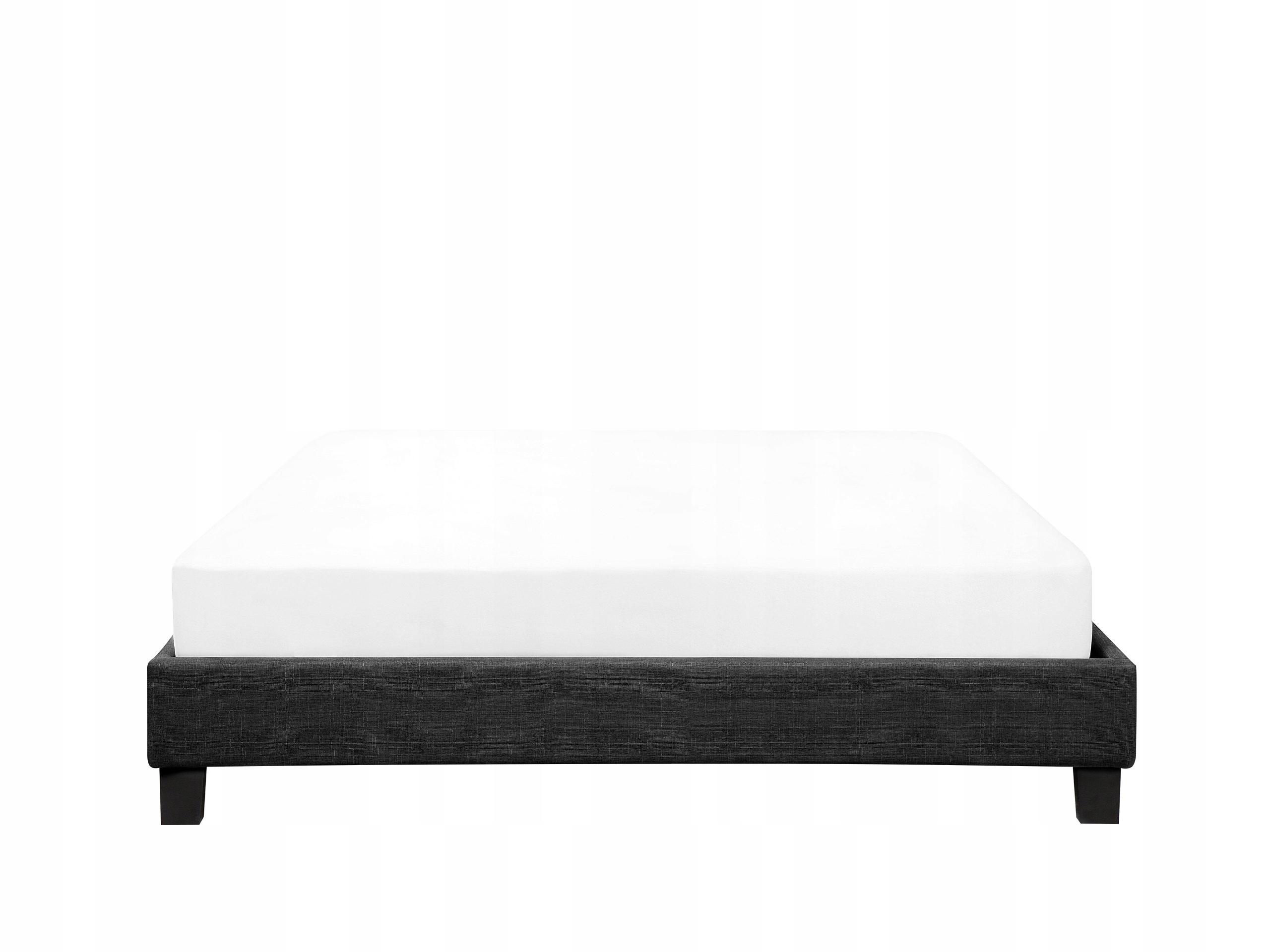łóżko Rama łóżka Tapicerowane 160x200cm 8043276863