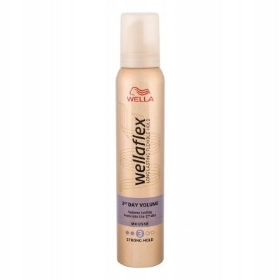 Wella Wellaflex 2nd Day Volume 200 ml Pianka