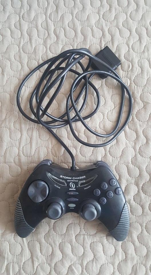 PS2 Storm Chaser Gamepad pro kontroler