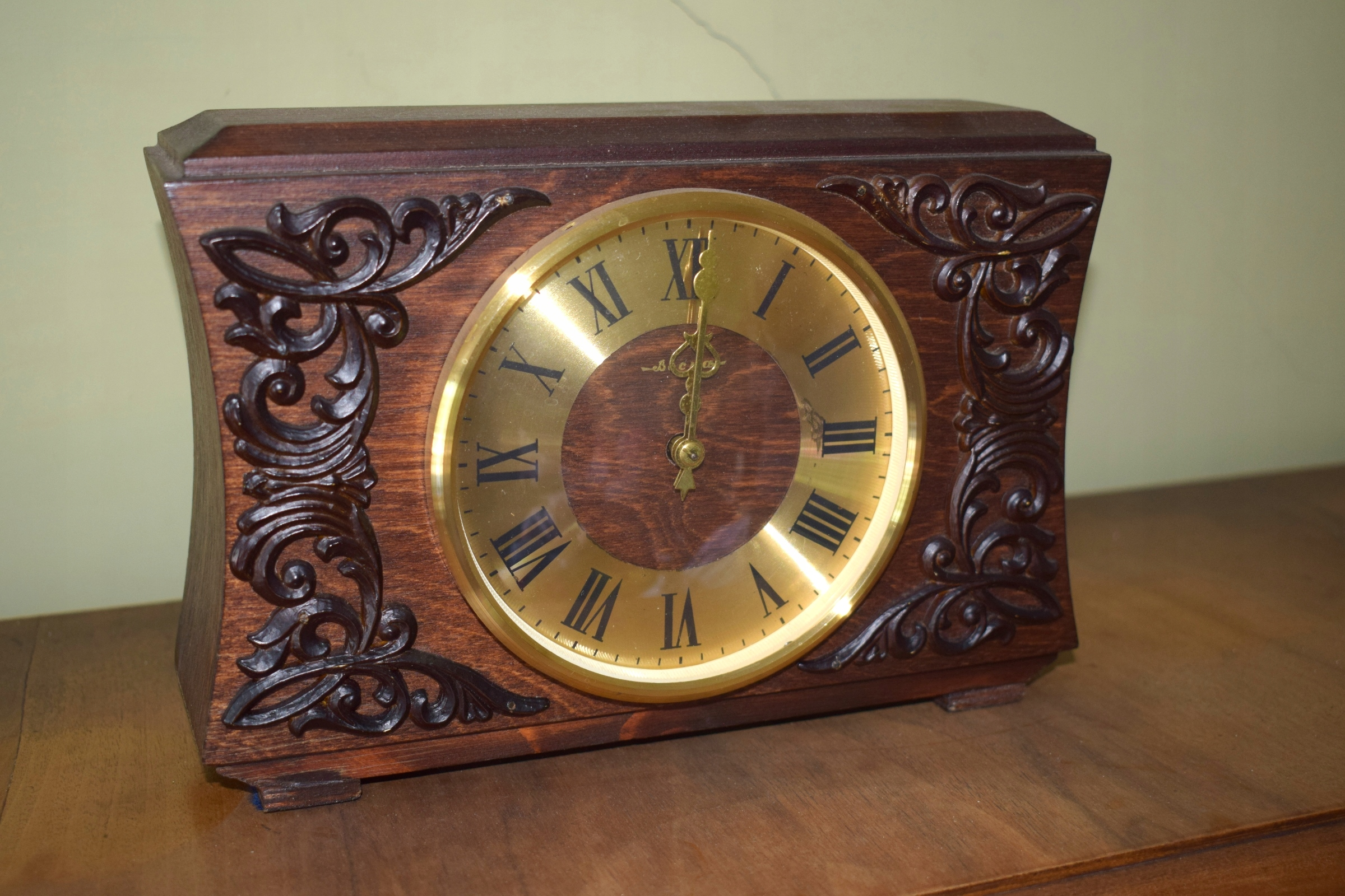 Zegar WIESNA wyprodukowany w CCCP * klasyk PRLu