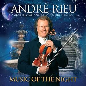 Andre Rieu Music Of The Night CD+DVD OKAZJA z UK