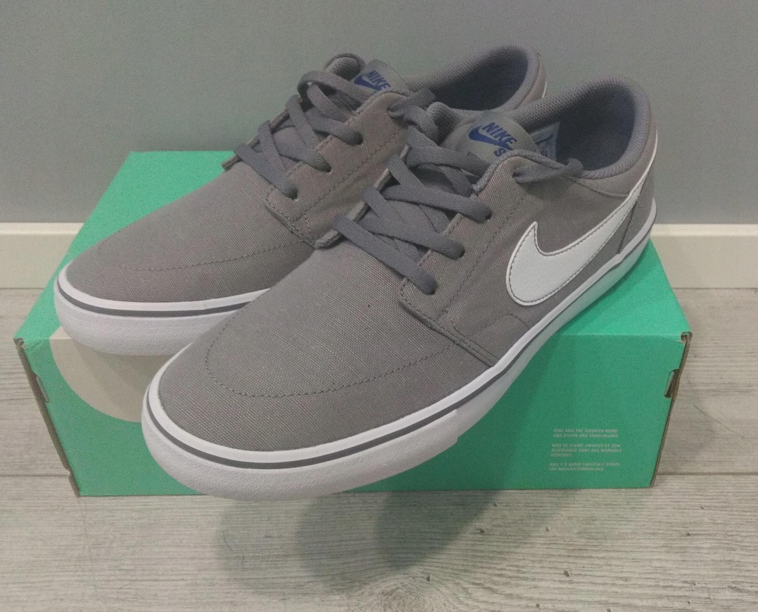 kup popularne szczegóły nowy autentyczny Nike SB ( Janoski ) 44 28 cm POLECAM !!! - 7984752714 ...