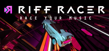 Riff Racer Race Your Music! PC STEAM KEY KLUCZ