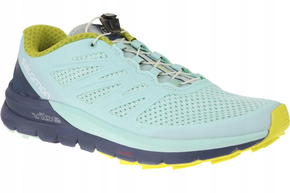 Salomon Sense Pro Max W 400701 blue Buty Buty running