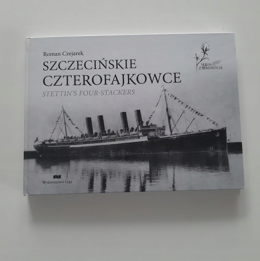 R. Czejarek - Szczecińskie Czterofajkowce