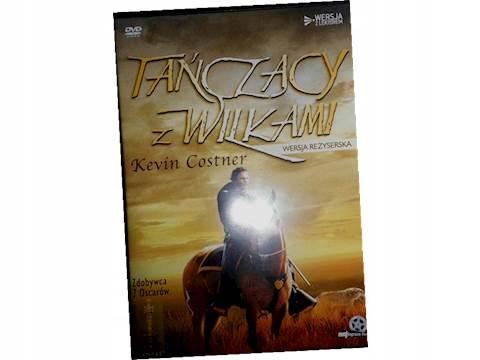 Tańczący z wilkami - DVD