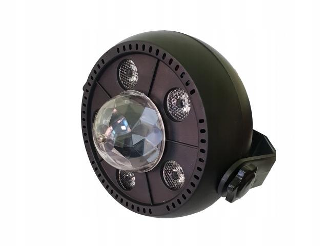 Kula disco projektor LED Kolorofon wyświetlacz